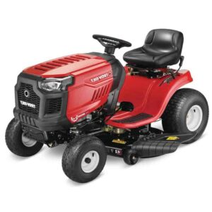 troy bilt bronco riding mower