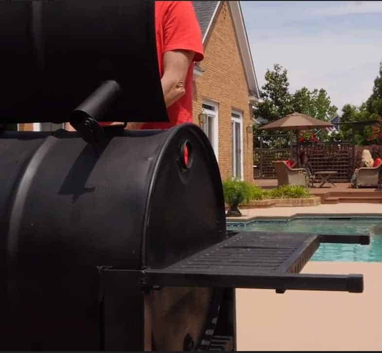 barrel grill