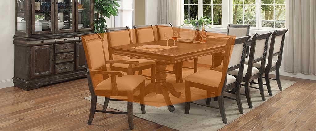 dining room slider
