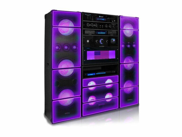 Pro 3,5000 watt rack system